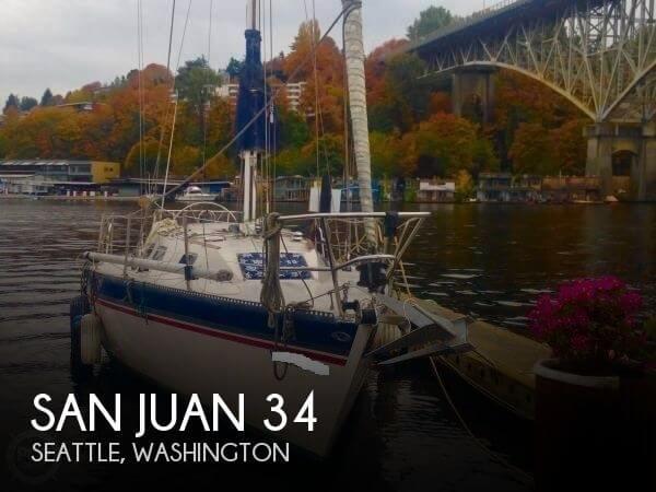 1981 San Juan 34