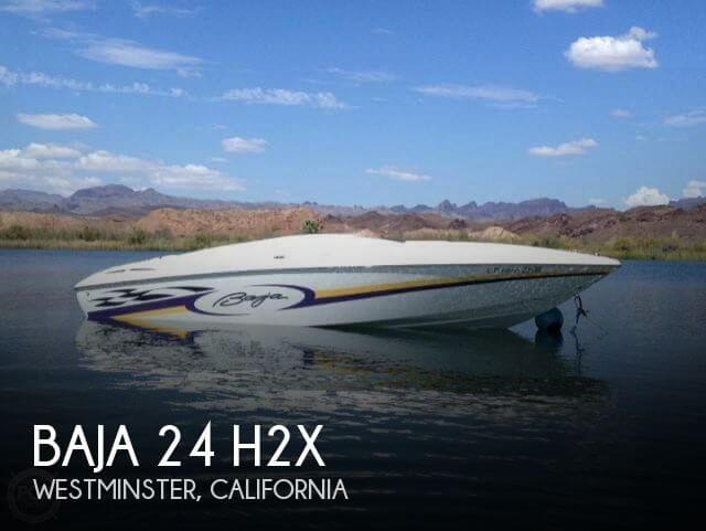 1998 Baja 24 H2X