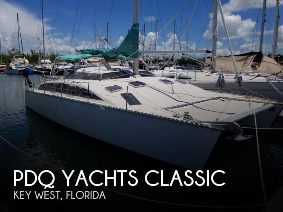 1994 PDQ Yachts Classic