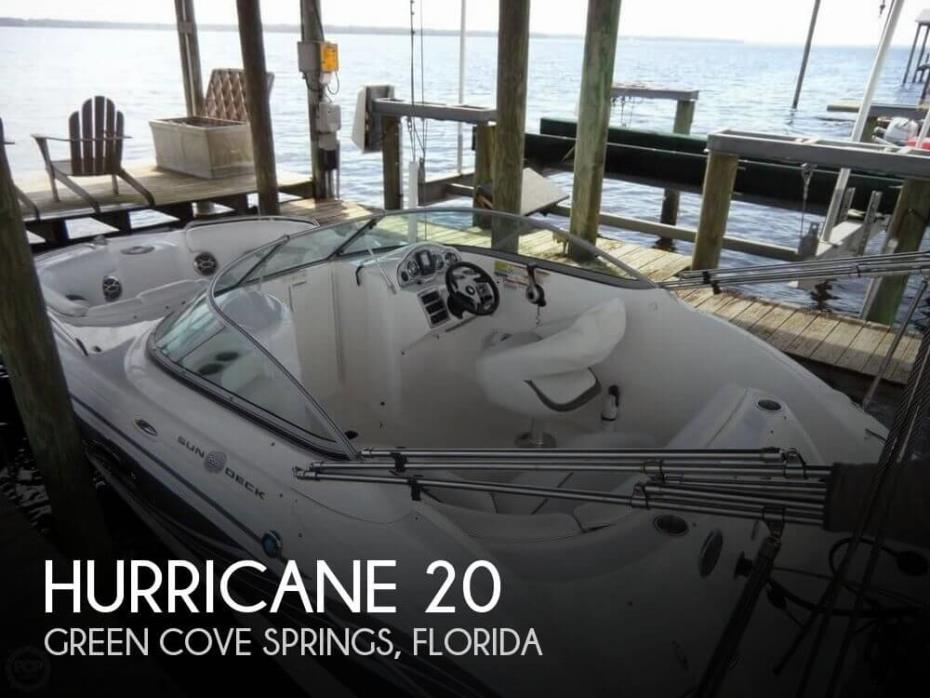 2013 Hurricane SD2000