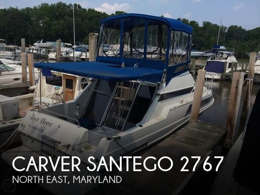 1989 Carver Santego 2767