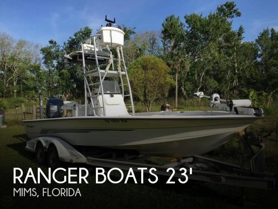 2007 Ranger Boats 2300 Bay Boat