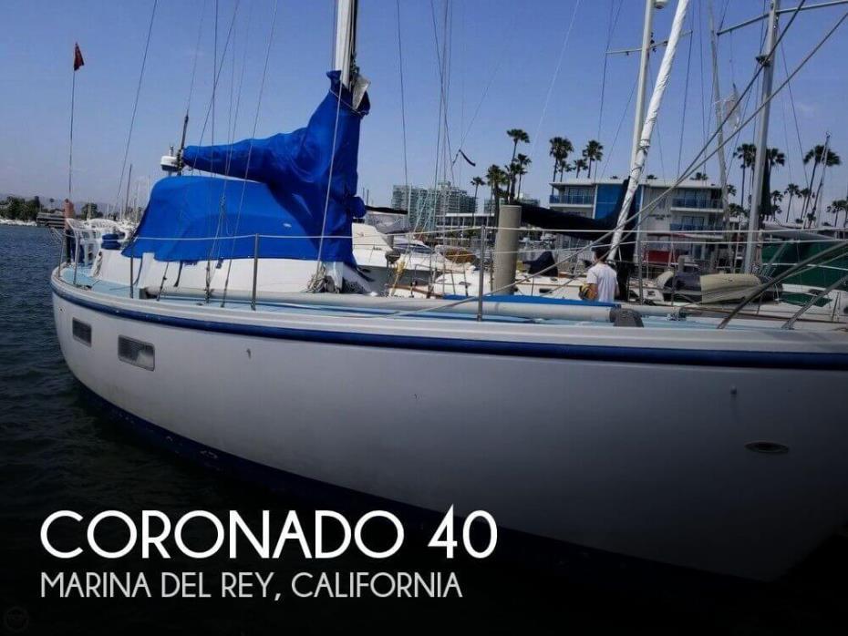 1973 Coronado 40