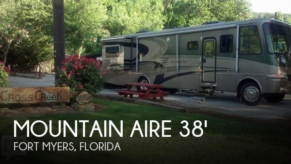 2004 Newmar Mountain Aire M-3778