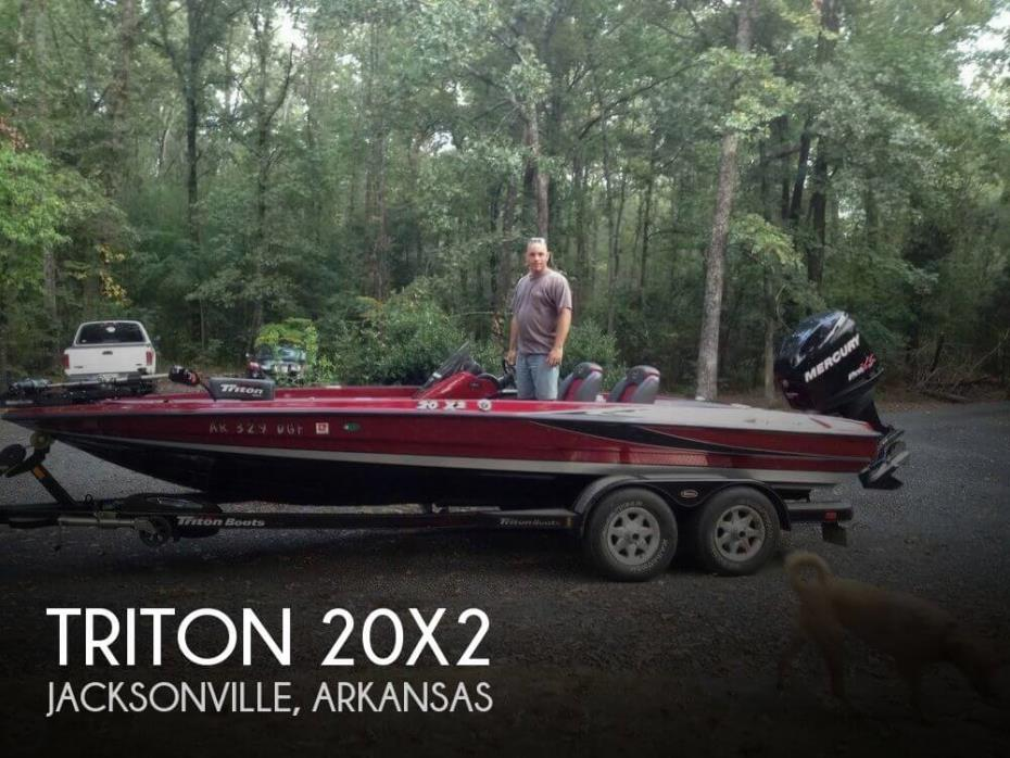 2008 Triton 20X2
