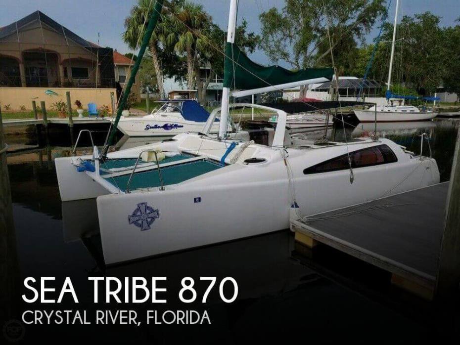 2005 Sea Tribe 870