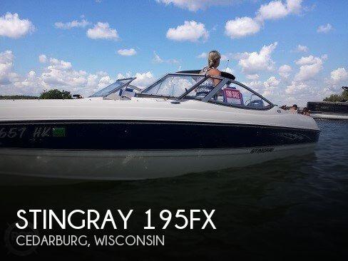 2006 Stingray 195FX