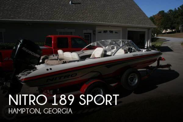 2007 Nitro 189 Sport