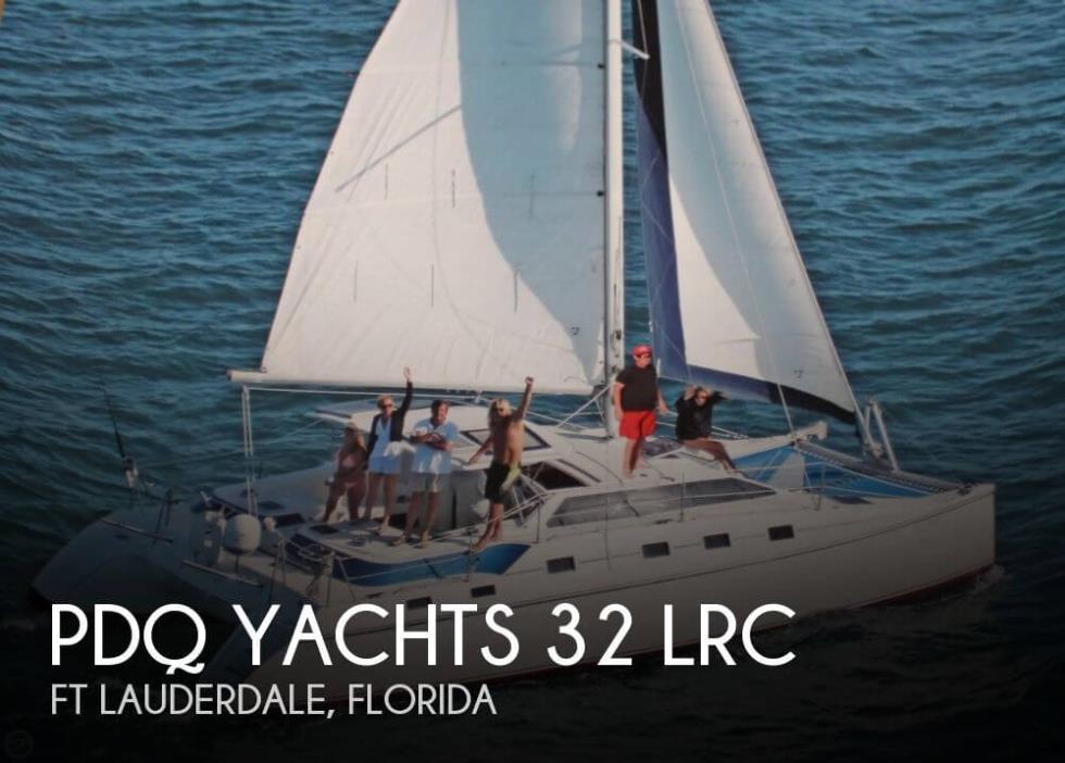 1995 PDQ Yachts 32 LRC