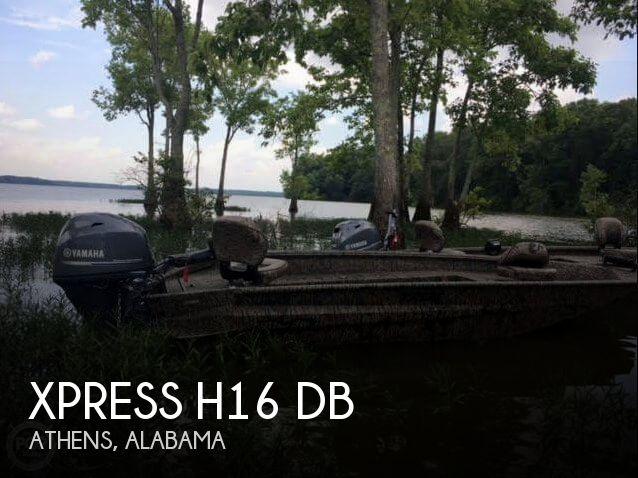 2017 Xpress H16 DB