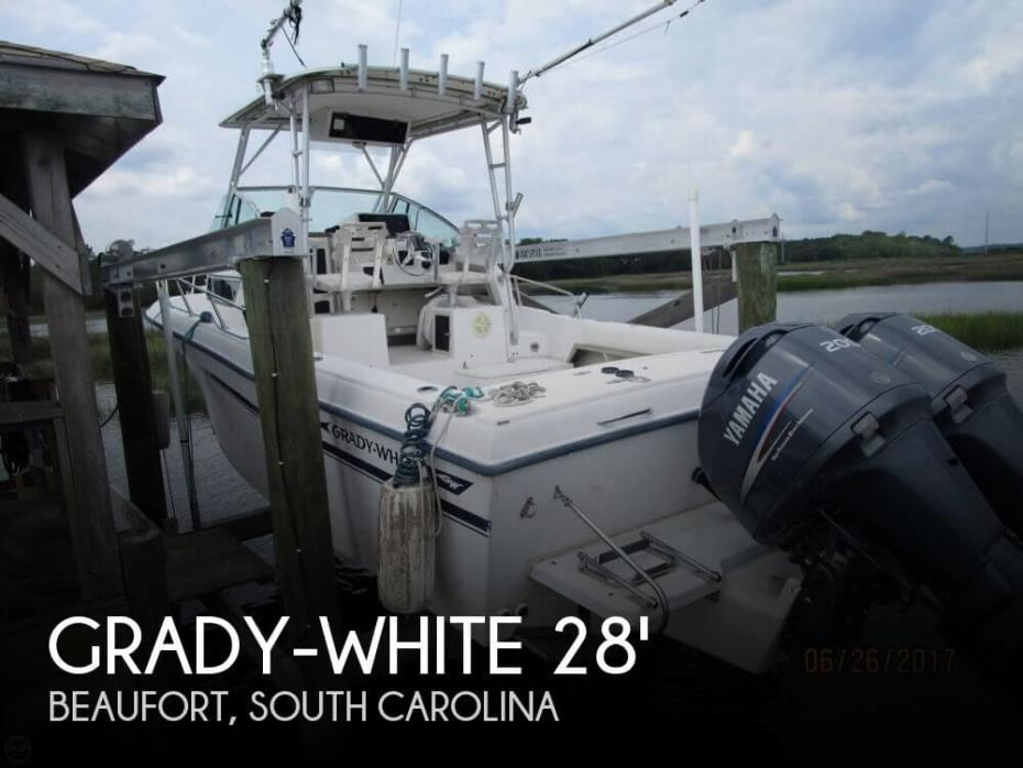 1993 Grady-White Sailfish 27 Sportbridge