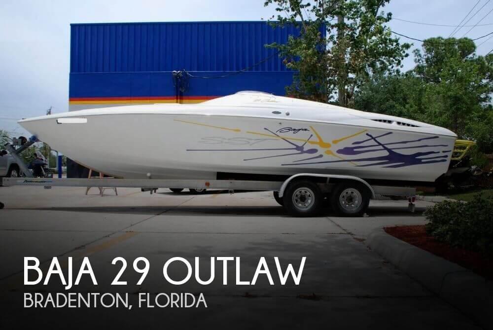 2001 Baja 29 Outlaw