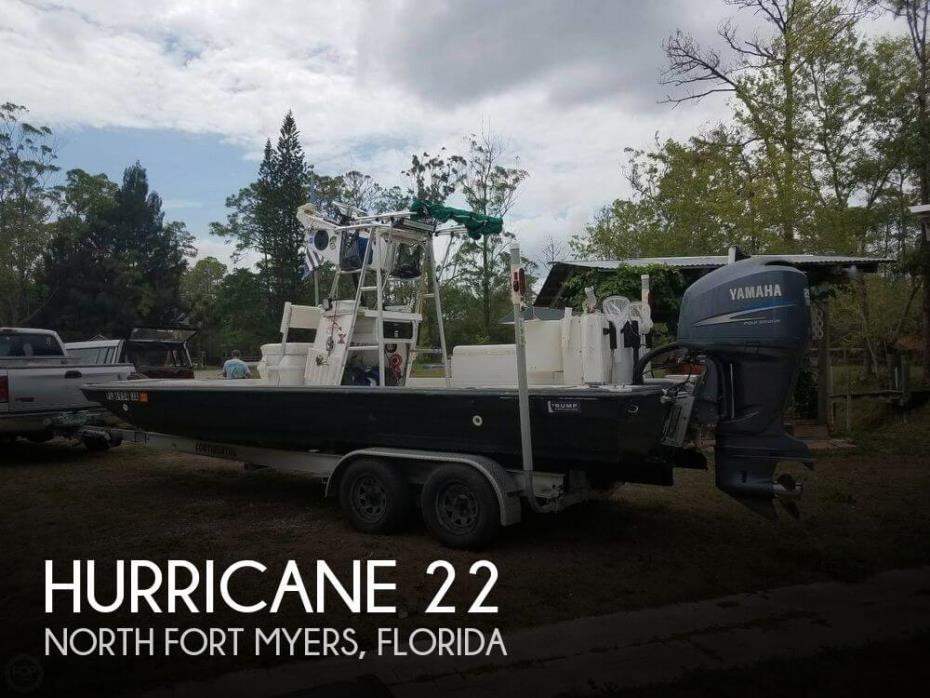 1996 Hurricane 22