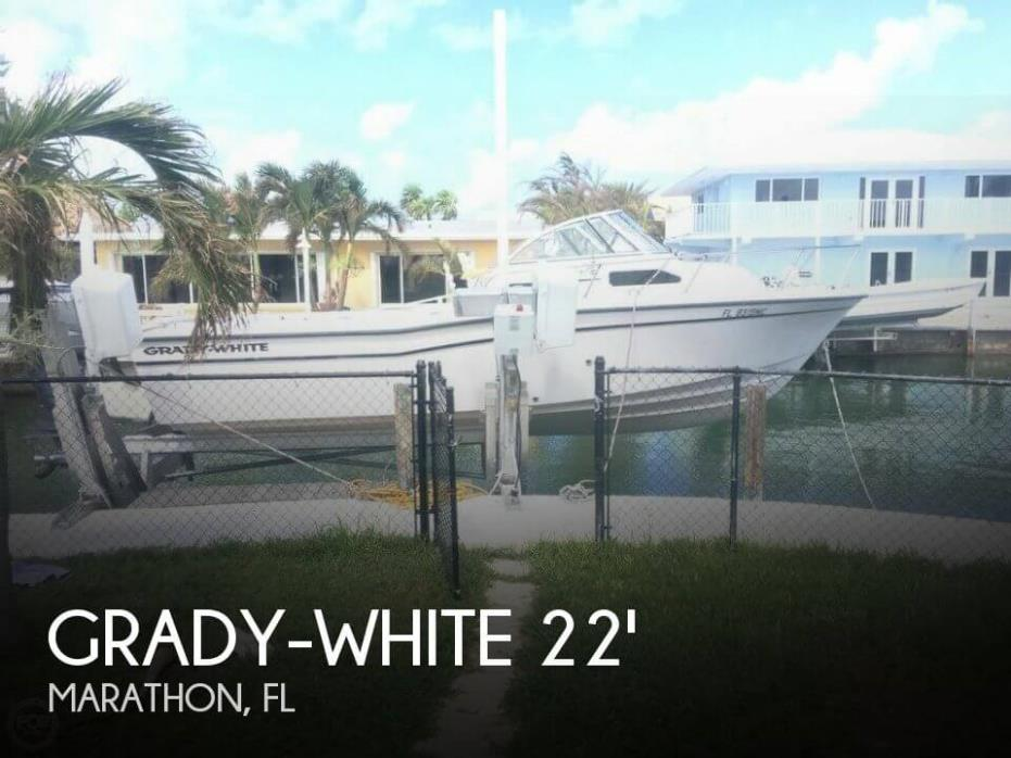 2003 Grady-White Seafarer
