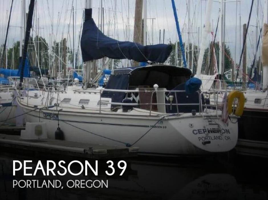 1987 Pearson 39
