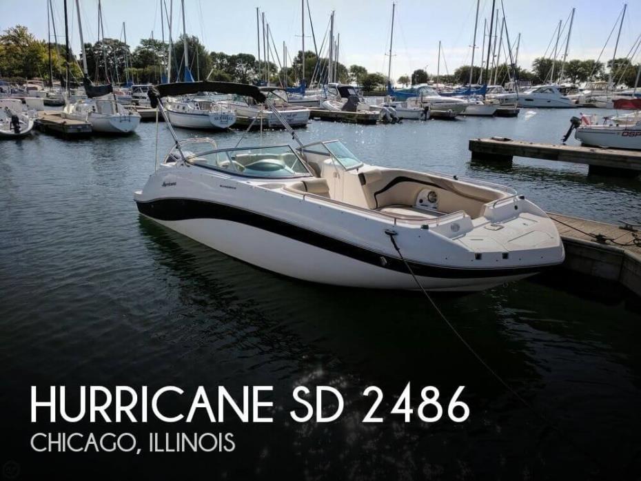 2015 Hurricane SD 2486
