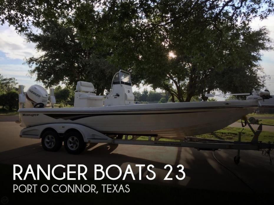 2015 Ranger Boats 23