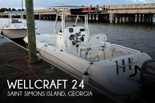 2005 Wellcraft 232 Fisherman