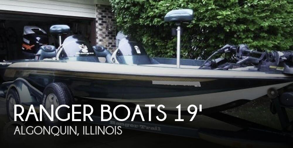 2005 Ranger Boats 519 VX Comanche