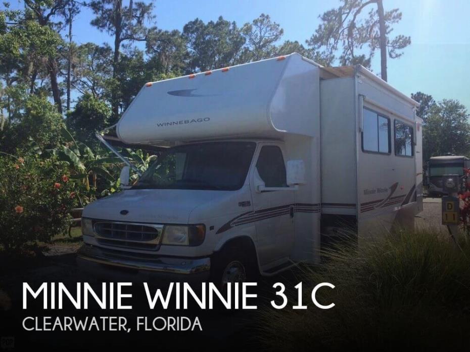 2002 Winnebago Minnie Winnie 31C