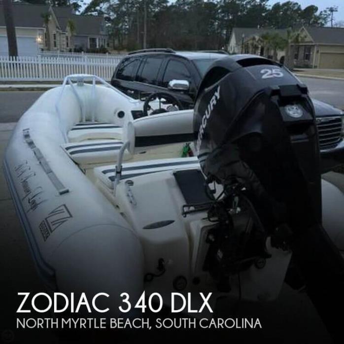 2000 Zodiac 340 DLX