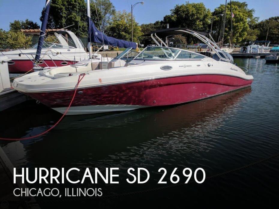2014 Hurricane SD 2690