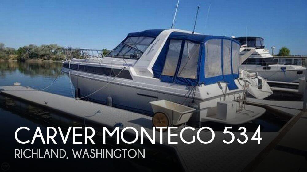 1992 Carver Montego 534