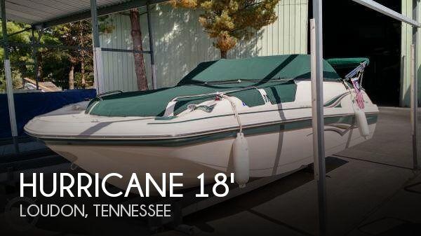 2004 Hurricane 187 Sundeck