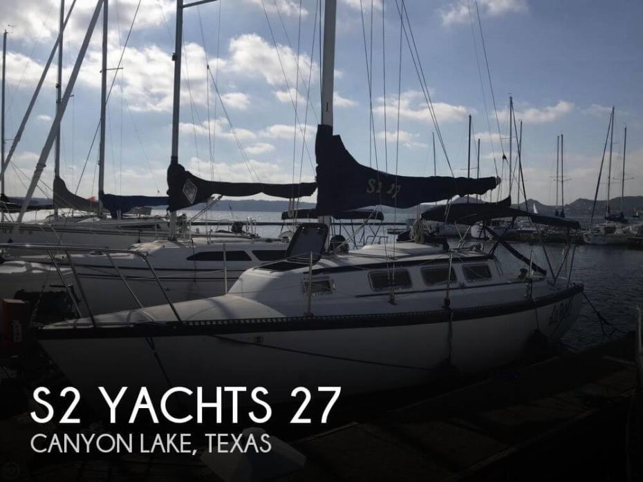 1985 S2 Yachts 27