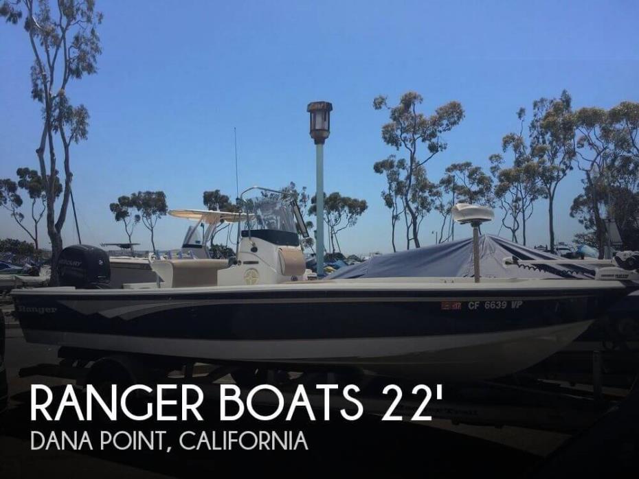 2012 Ranger Boats Bahia 220