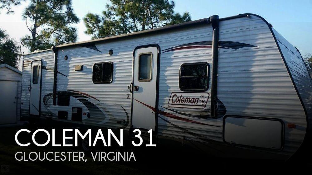 2014 Dutchmen Coleman 31
