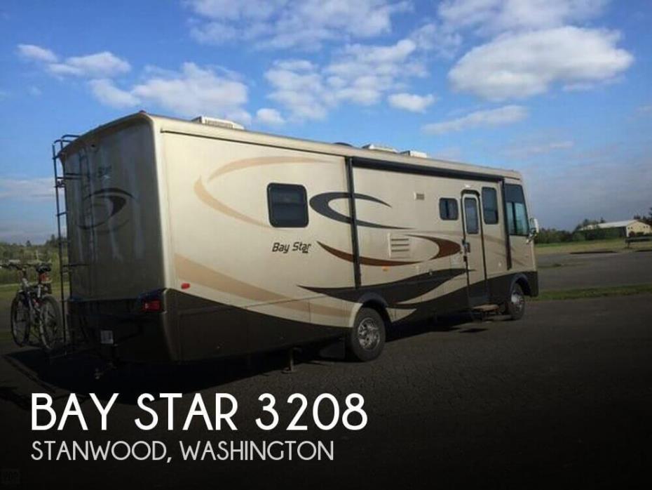 2007 Newmar Bay Star 3208