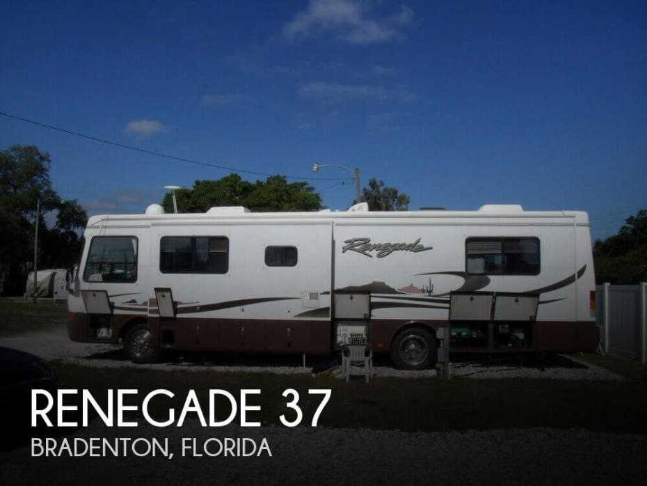 1999 Harney Coach Works Renegade 37