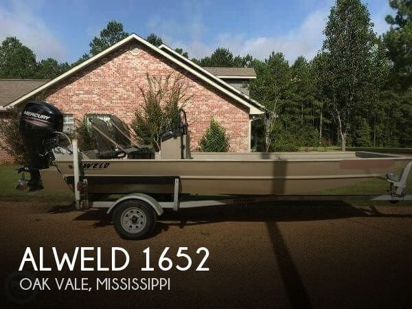 Alweld Boat Price List >> Aluminum Fishing Boats for sale in Mississippi