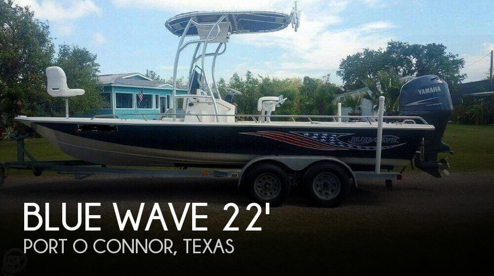 2006 Blue Wave 220 Deluxe Pro