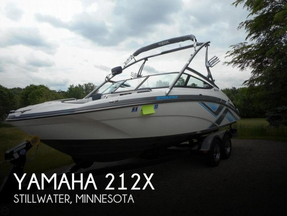 Yamaha 212 x boats for sale in minnesota for Yamaha dealers mn