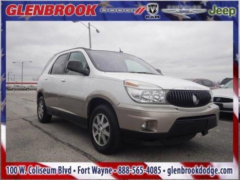 2004 buick rendezvous awd cars for sale. Black Bedroom Furniture Sets. Home Design Ideas