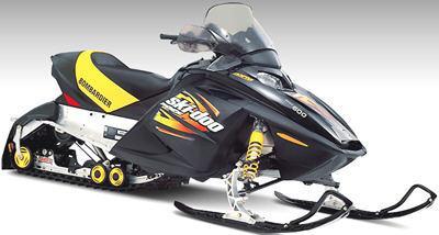 2003 Ski-Doo MX Z REV Sport 600H.O.