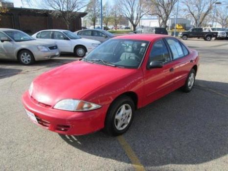 2002 Chevrolet Cavalier Base Sioux City, IA