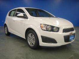 New 2014 Chevrolet Sonic LT Auto