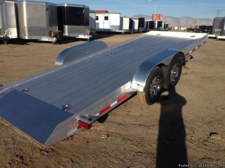 Featherlite Car Trailers For Sale In California