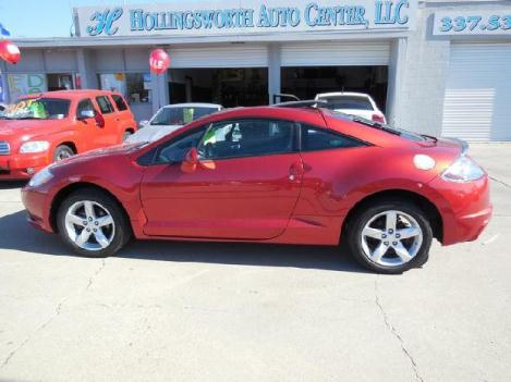 2009 Mitsubishi Eclipse GS - Hollingsworth Auto Center LLC, Sulphur Louisiana