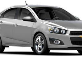 New 2014 Chevrolet Sonic LT Manual