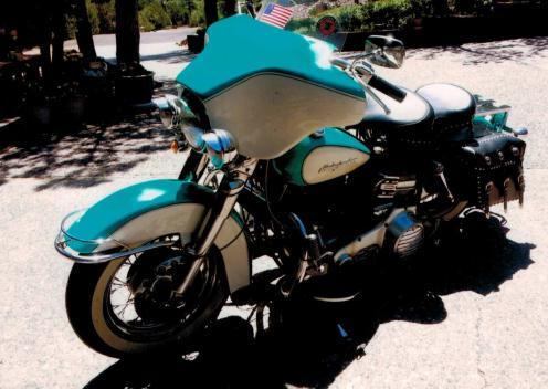 1980 Harley Davidson FLH