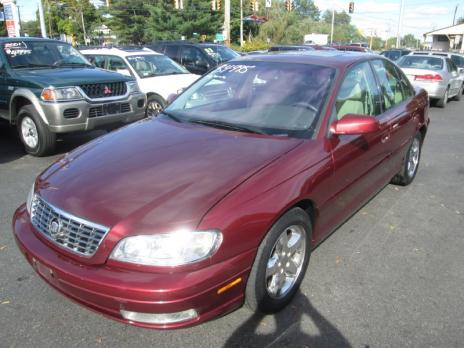 2001 Cadillac Catera 4dr Sdn only 70k miles