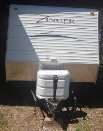 2009 Cross Roads zinger