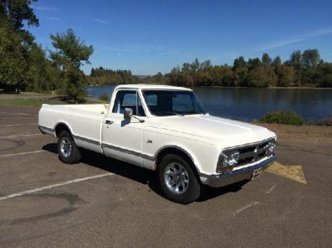 1967 Gmc C2500 for: $6950