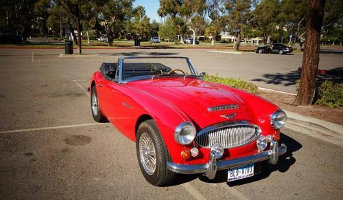 1967 Austin Healey 3000 MK III Convertible