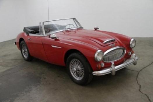 1967 Austin Healey Mk Iii for: $34750