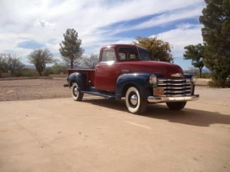 1948 Chevrolet 3100 ThriftMaster/5 window for: $20500
